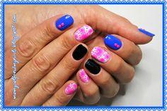 me, myself and my nails: Energetyczny splash :)