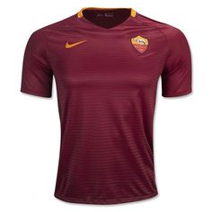 f13ea34ffc0 Nike AS Roma 16 17 Home Soccer Jersey