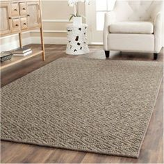 Safavieh Diamond Gervase Wool Area Rug, Beige
