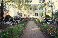 DIY backyard wedding in North Carolina Nc Wedding Venue, Yard Wedding, Wedding Bride, Wedding Tips, Wedding Bells, Rustic Wedding, Southern Charm Wedding, Goals And Objectives, Healthy People 2020 Goals