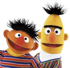 """T is for Tolerance!"" - on making Bert and Ernie an openly gay couple."