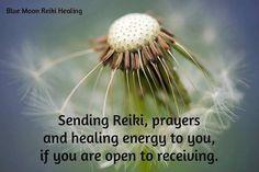 Reiki Healing to everyone.