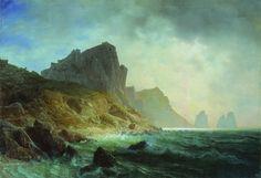 Лагорио. Остров Капри. 1857
