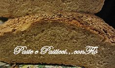Pane nero con farina di Tumminia