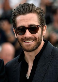 Looking good Gyllenhaal! The actor, who may or may not be dating his Broadway co-star Ruth Wilson, looks like an old Hollywood star in the south of France. Gentlemen, if you've ever wondered how much scruff is the right amount of scruff—here's your answer.