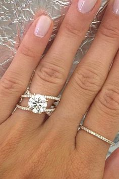 Unique engagement rings say wow 13