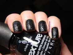 "China Glaze - ""Bump in the Night"", Monster's Ball Fall 2013 Collection 