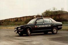 Alfetta Carabinieri
