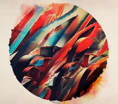 64 Watercolored Lines on Behance