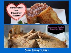 50 Shades of Cake - Slowcooker Cakes | Stay at Home Mum