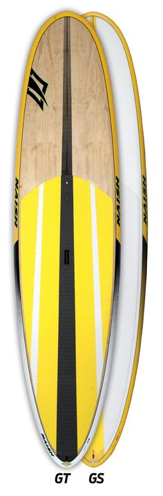 "Naish 10' 6"" GT paddleboard"