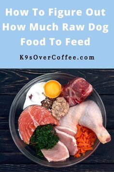 Raw Dog Food, Dog Raw Diet, Raw Food Diet, Dog Recipes, Raw Food Recipes, Healthy Recipes, Raw Feeding For Dogs, Dog Nutrition, Homemade Dog Food