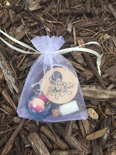 Fairy scavenger treasure hunt party game treasures and clues