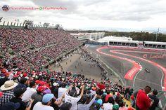 Grosjean: «Fue un placer correr aquí, sobre todo la zona del estadio»  #F1 #Formula1 #MexicoGP