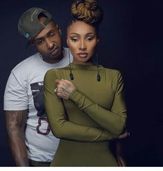 Cesar and Dutchess Black Ink Crew