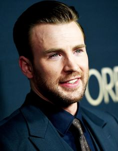 """Chris Evans at the premiere of 'Before We Go' at ArcLight Cinemas in Hollywood, California, September 2, 2015. """""""