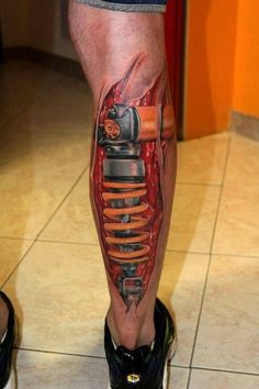 Insane mechanics tattoo Designs (35)