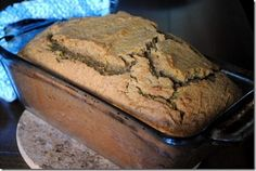 healthy banana pumpkin loaf abreda