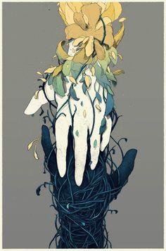 Tu recepcja - simon prades reality is so beautiful art art dessin, art fant Art And Illustration, Art Illustrations, Art Inspo, Kunst Inspo, Fantasy Kunst, Fantasy Art, Bel Art, Arte Obscura, Art Design