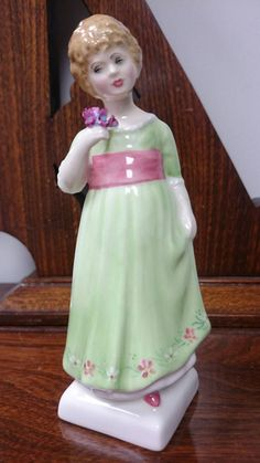 Royal Doulton Tess Figurine From Kate by millerhousedotca on Etsy