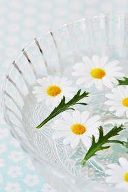 KROnPRINSESSENE: Tips 2: Blomster i vann