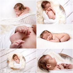 Newborn fotoshoot Groningen - Ayvén | Nanda Stam Fotograaf Groningen