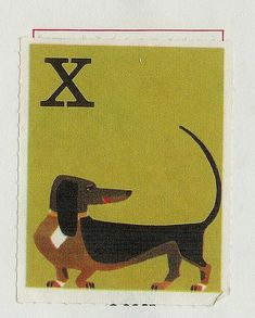 No clue what the X stands for, but this doggie rules. By Staffan Wirén.