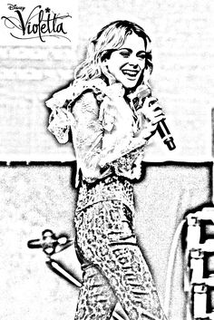 1000 images about violetta on pinterest tvs coloring pages and coeur d 39 alene - Musique de violetta gratuit ...