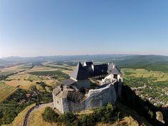 Füzér - Vár Hungary, Monument Valley, Grand Canyon, Castles, Nature, Travel, Naturaleza, Viajes, Chateaus
