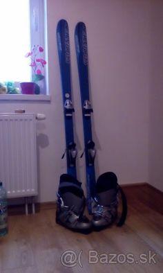 Predám lyžiarsky set - 1