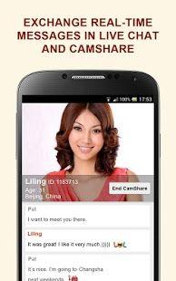 AsianDate: Date & Chat App – miniaturka zrzutu ekranu