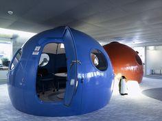 Google Offices in Zurick -