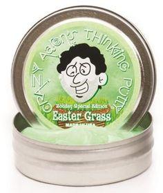 "Crazy Aaron's Easter Easter Grass Mini 2"" Tin"