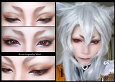 Kogitsunemaru Eye makeup - YUEGENE(YUEGENE) Kogitsunemaru Cosplay Photo - WorldCosplay