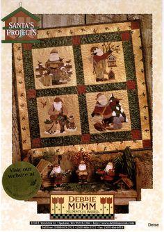 Debbie Mumm - Santa`s Project - Ludmila2 Krivun - Picasa Web Album