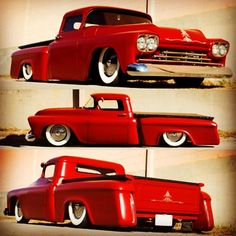Do it in style  #oldschool #truck #kustomkulture #kustom #cruz #slammed