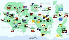 【画像あり】ワイの作ったRPGの世界地図wwwwwwwwwwwwwwww [ひまわり学級]