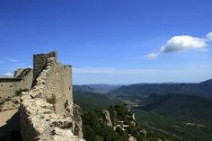 Castles of the Cathars walk