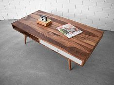 The Luukas coffee table is a Scandinavian inspired design which will ensure you are the envy of family and friends. Furniture, Scandinavian Coffee Table, Wood Projects, Decor Inspiration, Table, Home Decor, Mid Century Coffee Table, Coffee Table, Retro Coffee Tables