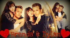 Brenda and Dylan Forever (Damn Kelly)