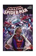 The amazing Spider-man. Worldwide. Vol. 2 / Dan Slott, writer. I continue to be unimpressed with Spider-Man's new direction. Parker Industries' high-tech doings in Shanghai come under attack from Mister Negative, who has turned Cloak and Dagger to the bad side. There's also a final showdown with Scorpio and the Zodiac. The high points come from supporting characters Anna Maria Marconi and the copy of Dr. Octopus's consciousness dwelling inside the Living Brain robot.