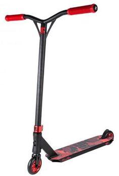Fuzion Z250 Complet Scooter-Noir//Rouge