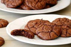 Recette de cookies brownies au Thermomix TM31 ou TM5. Faites ce dessert en mode étape par étape comme sur votre robot !