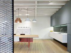 Galeria de Projeto de Interiores do Loft do Escritório Movet / Studio Alexander Fehre - 5