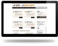 Újabb régiség... Ez 2011 de lesz ebből 2007-es verzió is :) www.gepardteam.hu #webaruhaz #webdesign #webdesigner #webáruházkészítés Budapest, Safari, Instagram