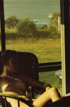 The human body is the best picture of the human soul. Ludwig Wittgenstein / photo by Saul Leiter