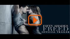 Fifty Shades Freed Official Trailer, Fifty Shades, New Movies, Movie Posters, Free, Film Poster, 50 Shades, Film Posters, Poster