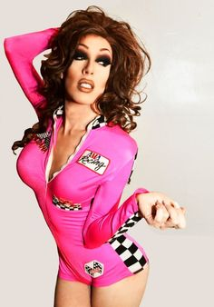 Its Alaska Thunderf*ck.... Its a drag queen!!