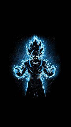 Dragon Ball Z Senpai Anime - Dragon Ball Gt, Dragon Ball Image, Goku Dragon, Goku Wallpaper, Neon Wallpaper, Dragonball Wallpaper, Dragonball Anime, Amoled Wallpapers, Animes Wallpapers