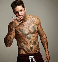 Guys With Tattoos - Community - Google+